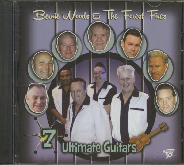 7 Ultimate Guitars (CD)