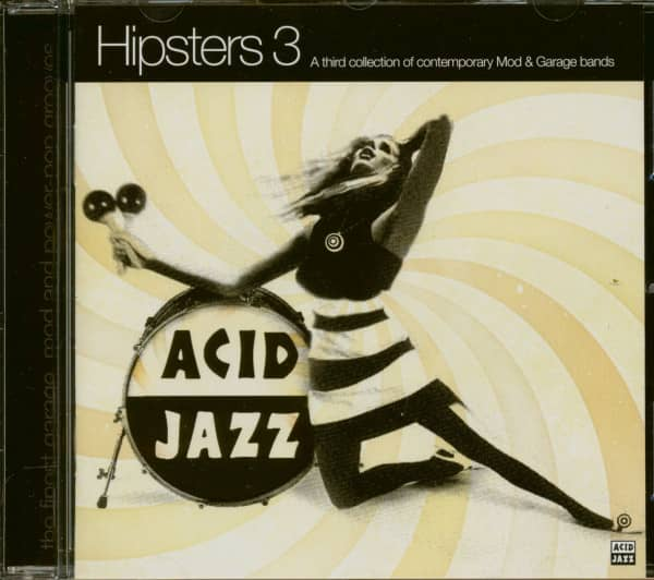 Hipsters 3 (CD)