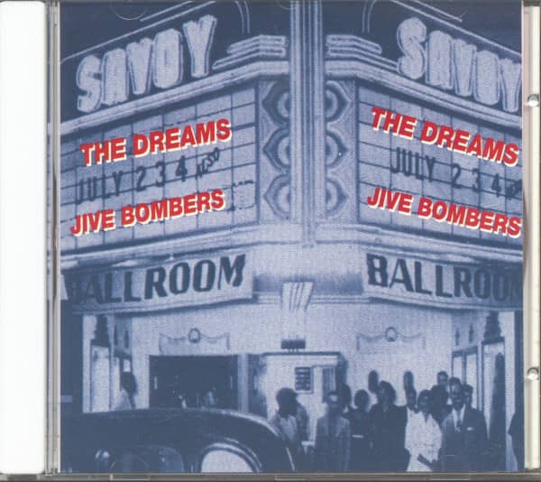 Groups From The Savoy Ballroom Vol.1 (CD)