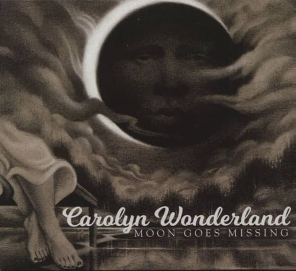 Moon Goes Missing (CD)