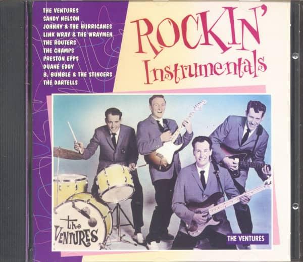 Rockin' Instrumentals (CD)