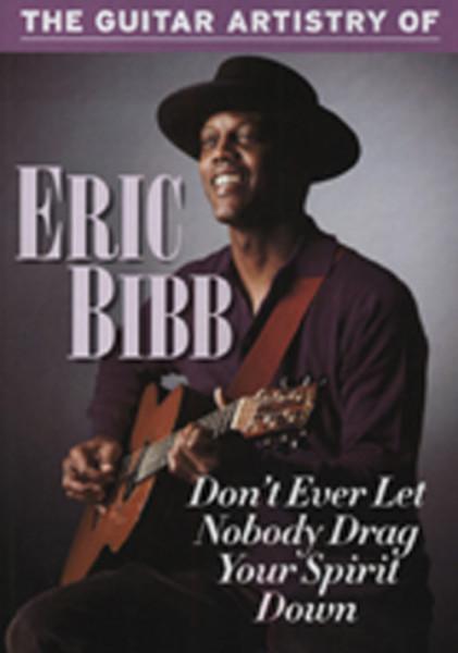 Guitar Artistery Of Eric Bibb