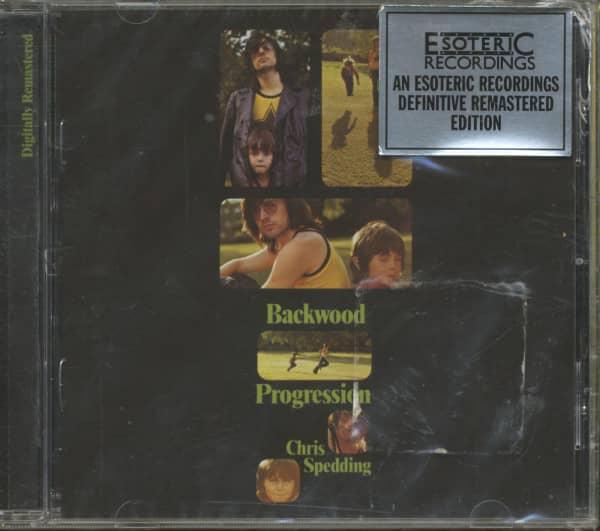 Backwood Progression (CD)