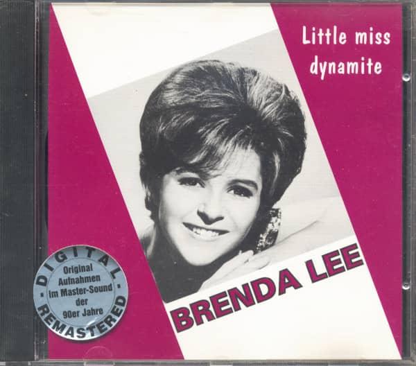 Little Miss Dynamite (CD)