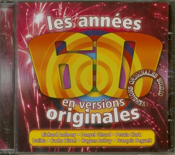 Les Années 60 En Versions Originales (CD)