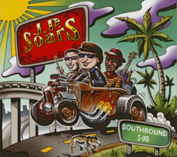 Southbound I-95 (CD)