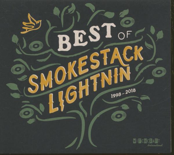 Best Of Smokestack Lightnin' - 1998-2018 (CD)
