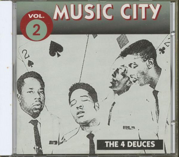 Music City, Vol.2 (CD)