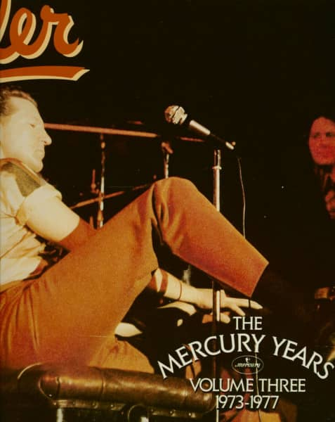 The Mercury Years Vol.3 1973-1977 (2-LP, Cut-Out)
