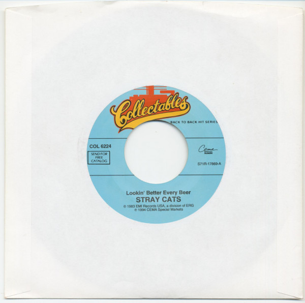Lookin' Better Every Beer - I Won't Stand In Your Way (7inch, 45rpm)