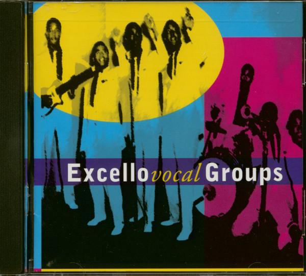 Excello Vocal Groups (CD)