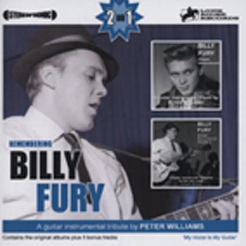 Remembering Billy Fury