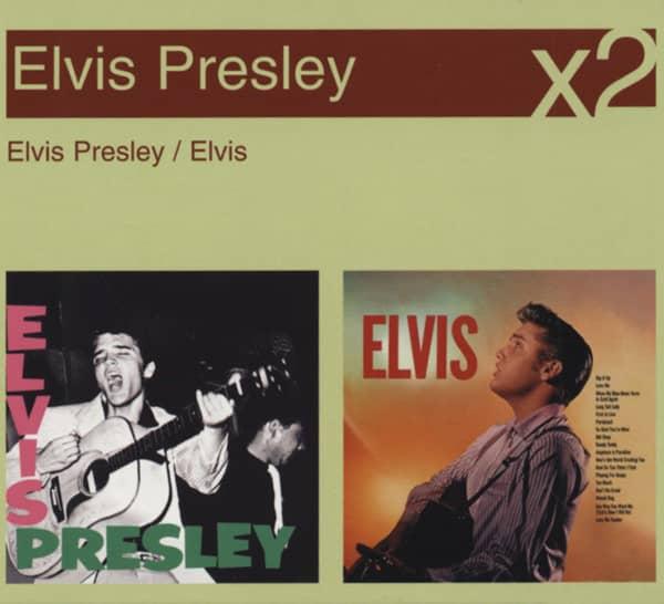 Elvis Presley - Elvis 2-CD