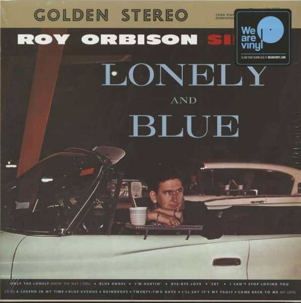 Lonely And Blue (LP)
