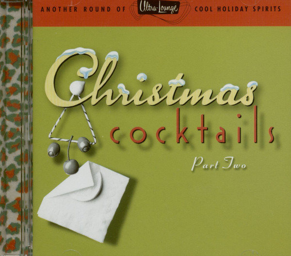 Ultra Lounge - Christmas Cocktail Vol.2 (CD)