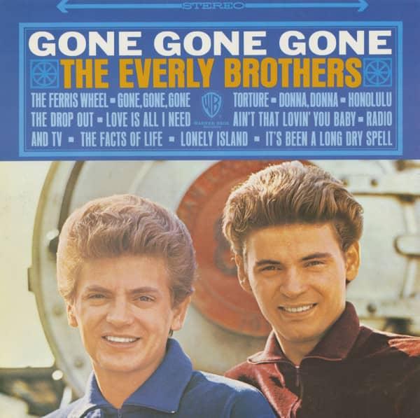 Gone Gone Gone (LP)