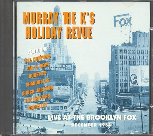 Murray The K's Holiday Revue (CD)