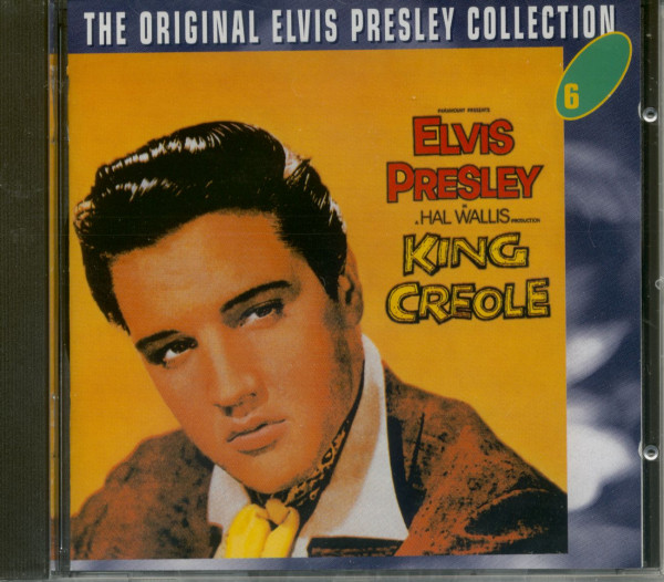 King Creole - The Original Collection #6 (CD)