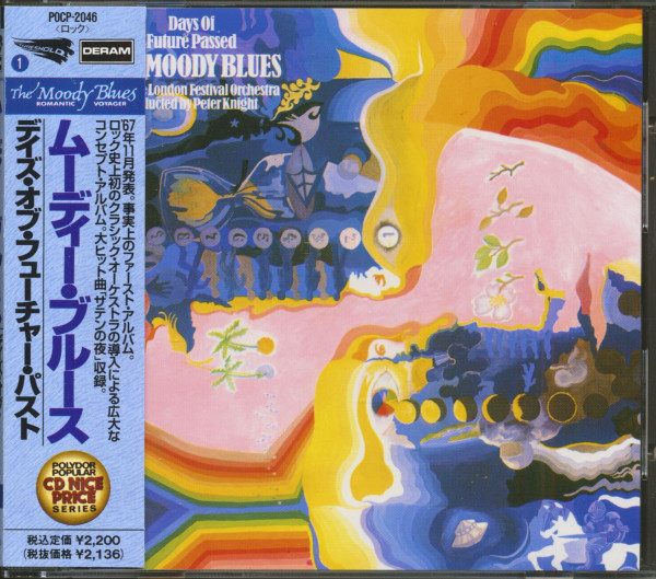 Days Of Future Passed (CD, Japan)