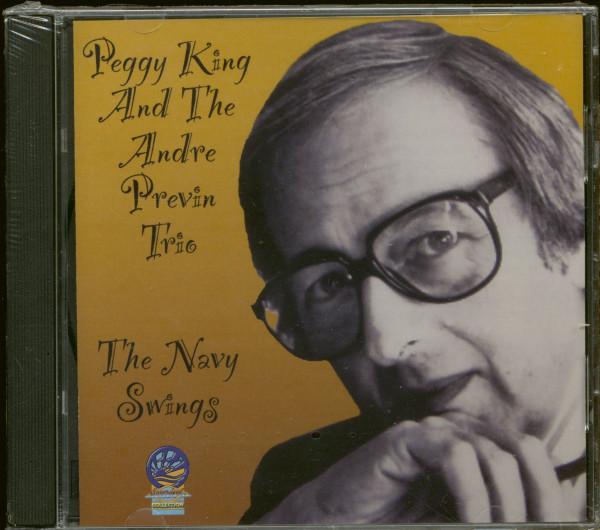 The Navy Swings (CD)