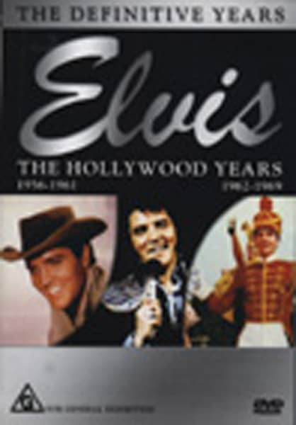 Elvis - The Hollywood Years 1956-1961 & 1962-1969 (DVD)