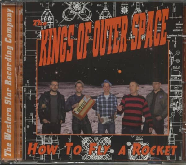 How To Fly A Rocket (CD)