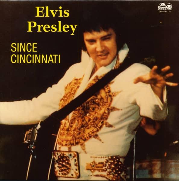 Since Cincinnati (LP)