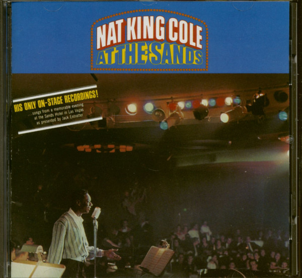Nat King Cole At The Sands (CD)
