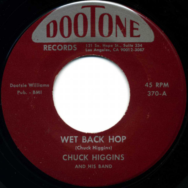 Wet Back Hop - Don't You Know
