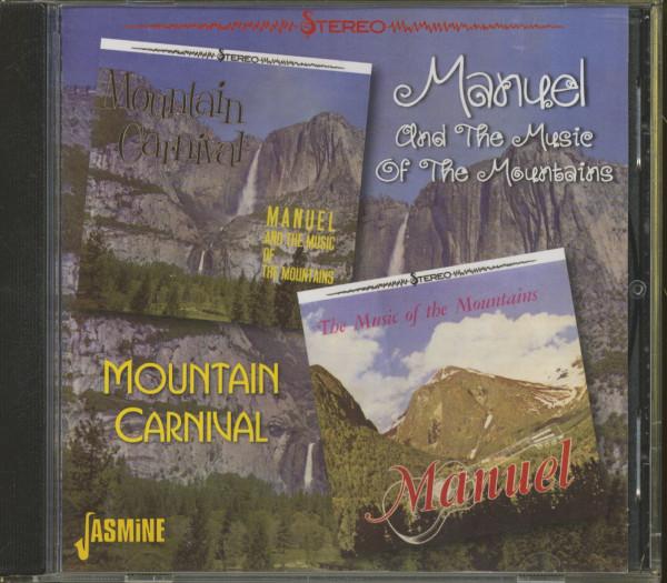 Mountain Carnival (CD)