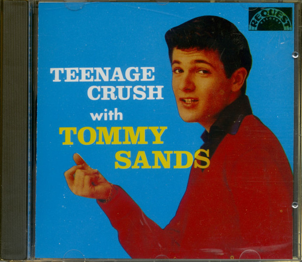 Teenage Crush (CD)