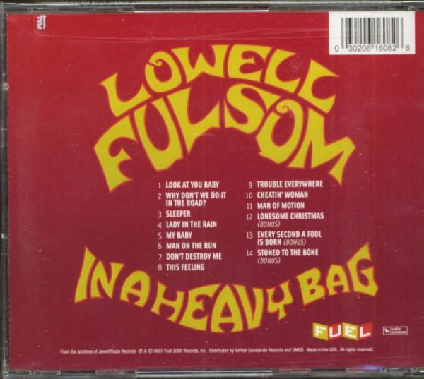 In A Heavy Bag (CD)