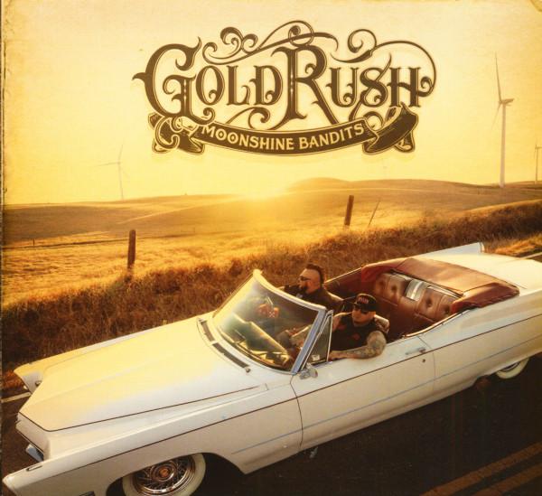 Gold Rush (CD)