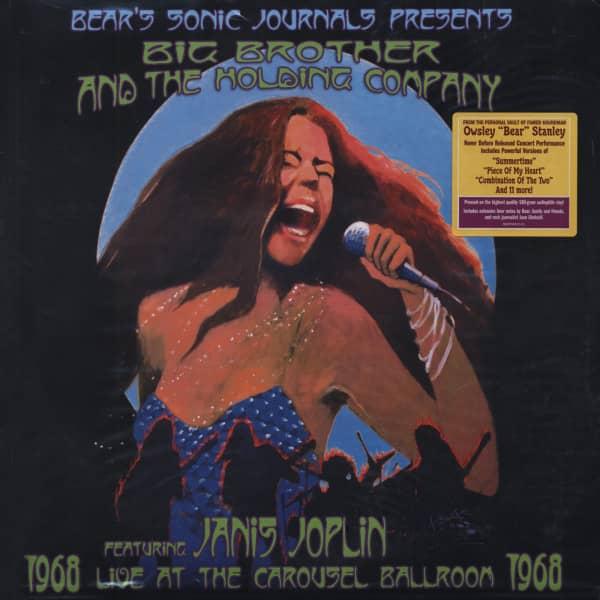 Live At The Carousel Ballroom 1968 (2-LP) (180g vinyl)