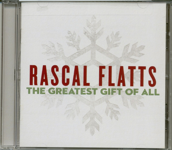 The Greatest Gift Of All (CD)