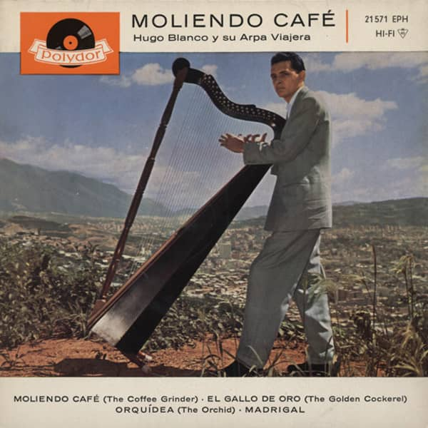 Moliendo Cafe 7inch, 45rpm, EP, PS 1962