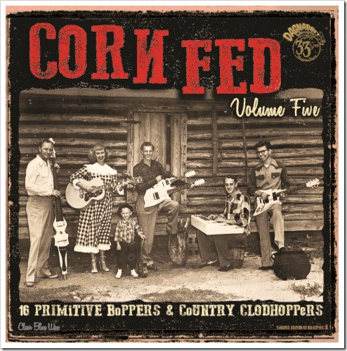 Corn Fed Vol.5 (LP, Black Vinyl, Ltd.)