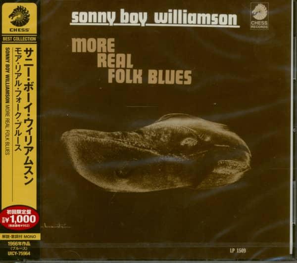 More Real Folk Blues (CD)