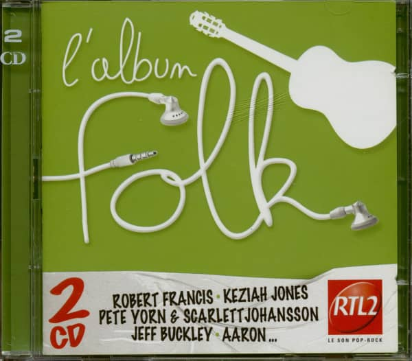 L'album Folk (2-CD)