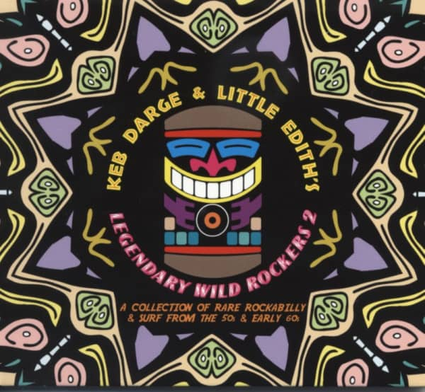 Vol.2, Legendary Wild Rockers (Keb Darge & Li