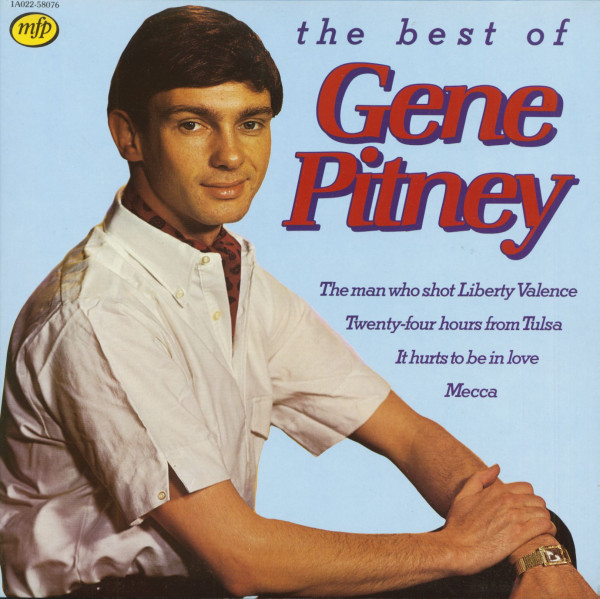 The Best Of Gene Pitney (LP)