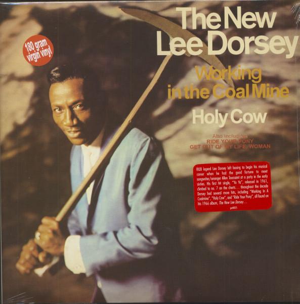 The New Lee Dorsey (LP, 180g Virgin Vinyl)