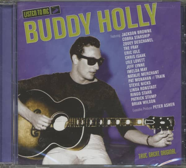 Listen To Me: Buddy Holly - Tribute (CD)
