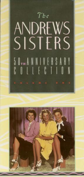50th Anniversary Collection, Vol.1 (CD, US Longbox)