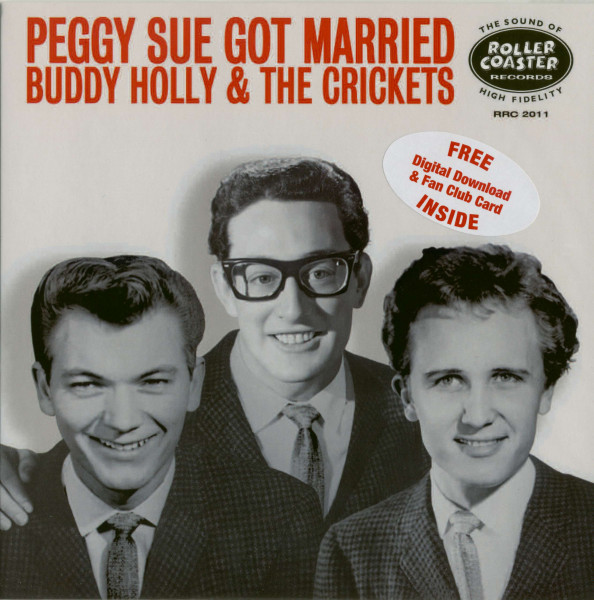 Peggy Sue Got Married (7-inch w. Picture Sleeve)