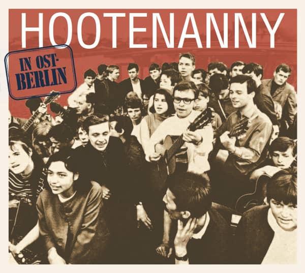 Hootenanny in Ost-Berlin (CD)