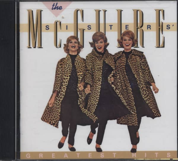 The McGuire Sisters' Greatest Hits (CD)