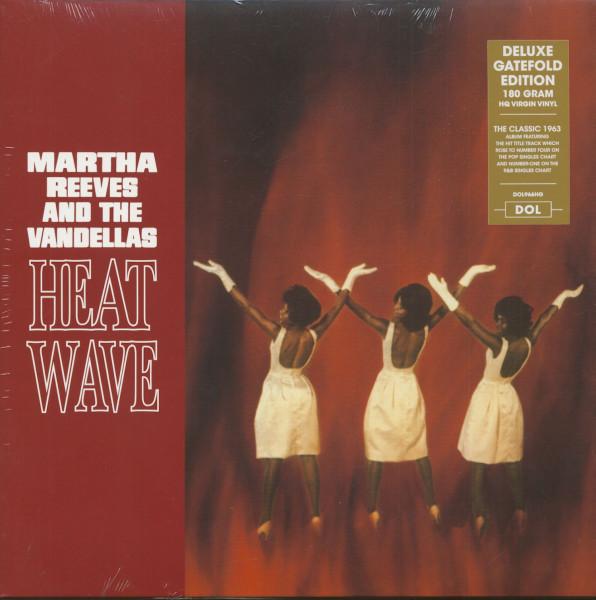 Heat Wave (LP, 180g Vinyl)