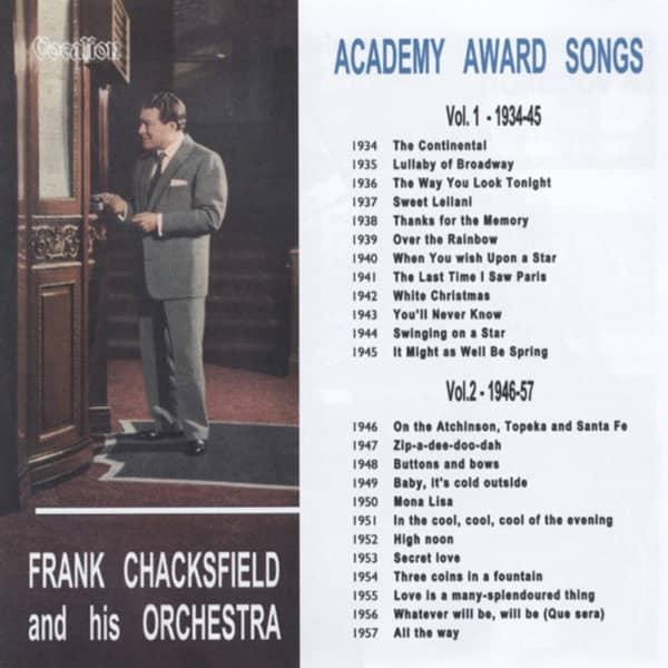 Academy Award Songs, Vol.1&2