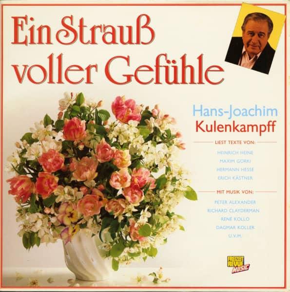 Hans-Joachim Kulenkampff - Ein Strauß voller Gefühle (LP)